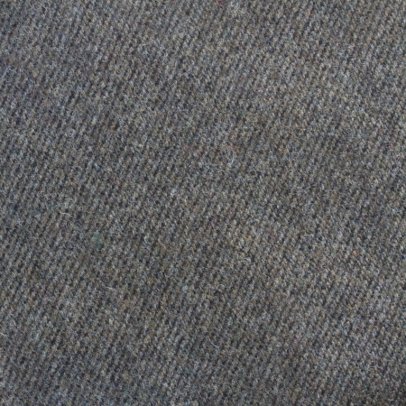 Brown tweed fabric texture, wool pattern close up photo