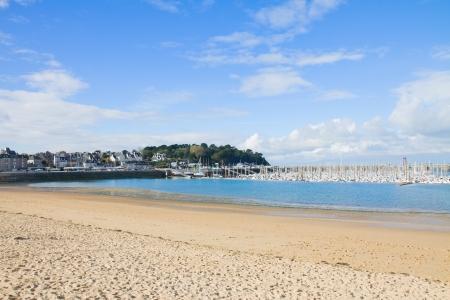 st malo: atlantic coast at Saint Malo, Brittany, France