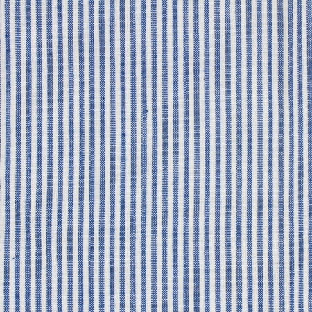 blue  and white stripes  fabric closeup , tablecloth texture photo