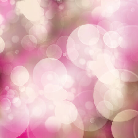 abstract mauve  bokeh background with bubbles and flares