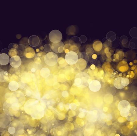glitter glow: chrismas background Stock Photo