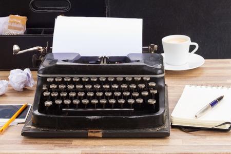 typewriter Stok Fotoğraf