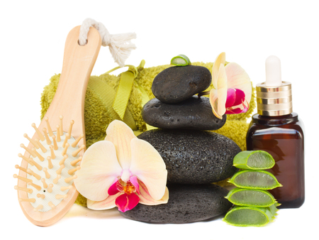 orchid spa treatment photo