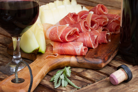 spanish food: spanish tapas Stock Photo