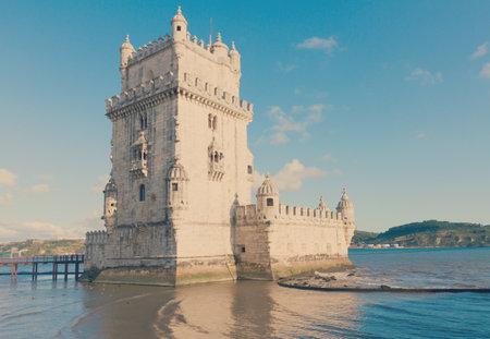 belem: Torre of Belem, Lisbon, Portugal