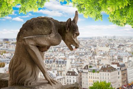 gargouille: Gargouille de Paris