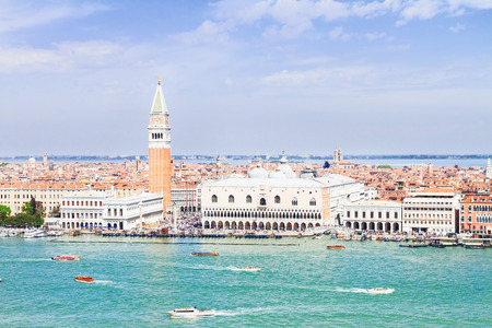 st mark: San Marco square waterfront, Venice