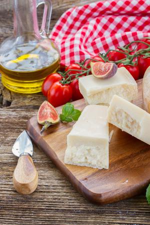 parmesan cheese photo