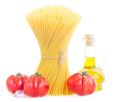 italy food: spaghetti