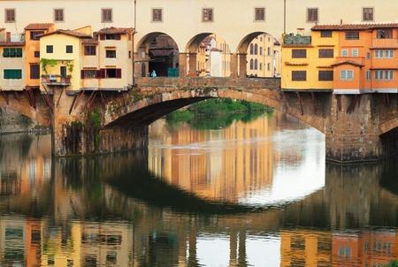 florence italy: Ponte Vecchio, Florence, Italy Stock Photo