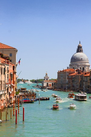 grand canal: Grand canal, Venice, Italy