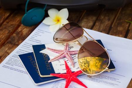personalausweis: Reiseunterlagen