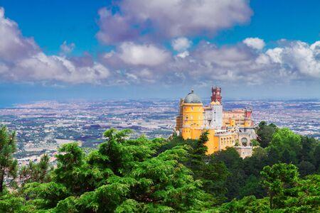 pena: Palacio Pena, Sintra, Portugal