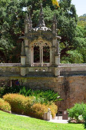 sintra: Quinta Regaleira, Sintra, Portugal