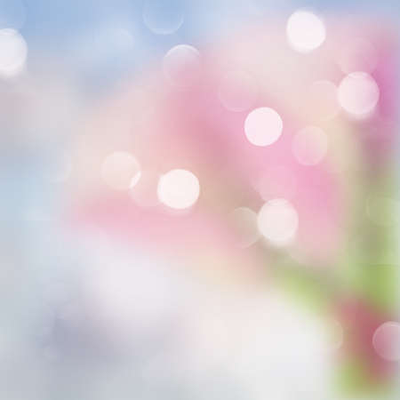 light beams: Pink  and blue  Festive background with light beams