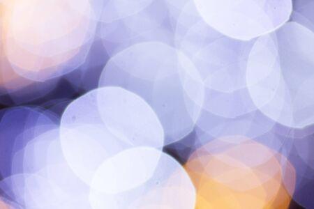 nature backgrounds: christmas pale blue  lights  bokeh defocused background