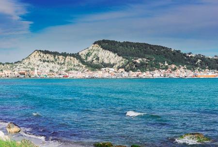 ionian: Beautiful lanscape of Zakinthos island and Ionian sea, Greece