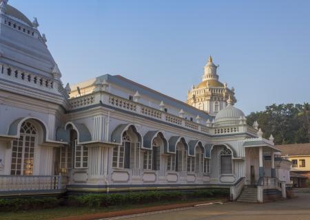 shri: Temple Shri Manguishi in Goa