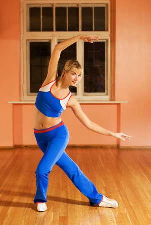 modern dance: Modern Dance Trainer