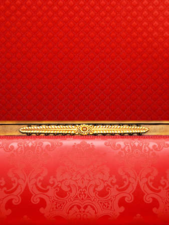 Abstract luxury fabric background Stock Photo - 2222055