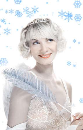 Queen of winter photo