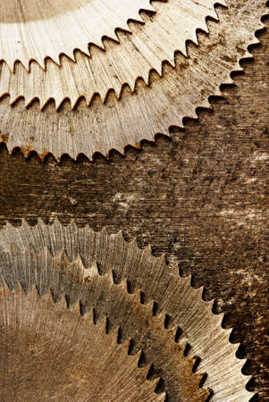 Abstract metal background photo