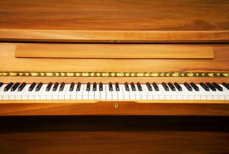 Luxury piano photo