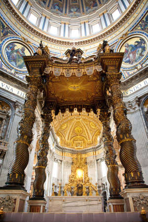 peters: St. Peters Basilica (Rome, Italy)