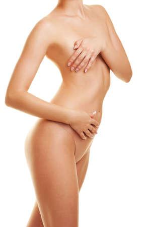 Beautiful female body Stock Photo - 4941904