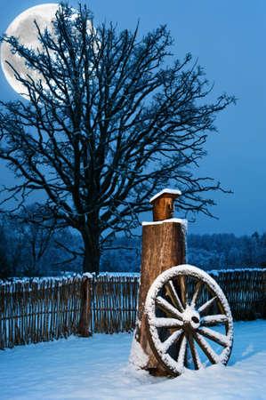 Beautiful winter scenic Stock Photo - 6168818