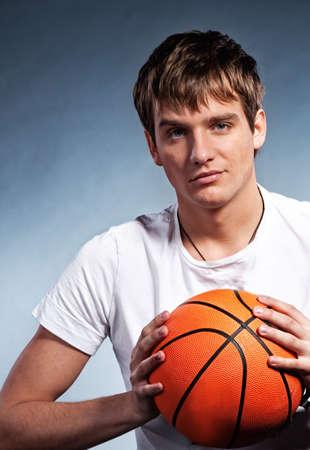 Young basketball player Stock Photo - 6393632
