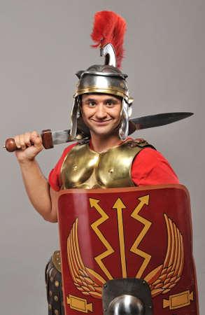 spartano: Ritratto di un soldato legionario