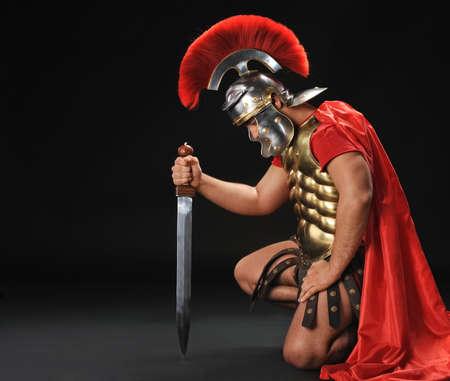 Ritratto di un soldato legionario