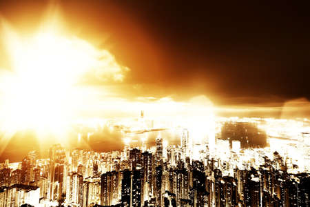 apocalyptic: Apocalupse in the city