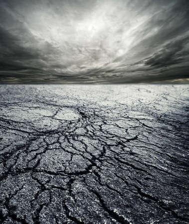 desert storm: Tormenta en el desierto Foto de archivo