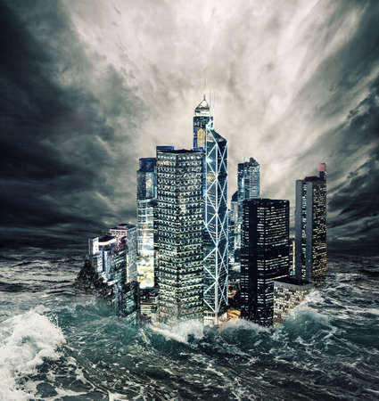 apocalyptic: The end of the world