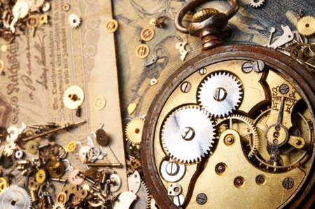 gears: De toestellen op de oude bankbiljetten