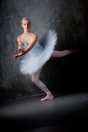 Beautiful ballet dancer Stock Photo - 9949815