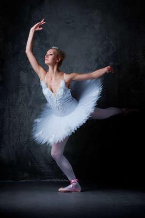 Beautiful ballet dancer Stock Photo - 10015551
