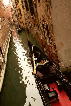 sculling: Traditional gondola ride