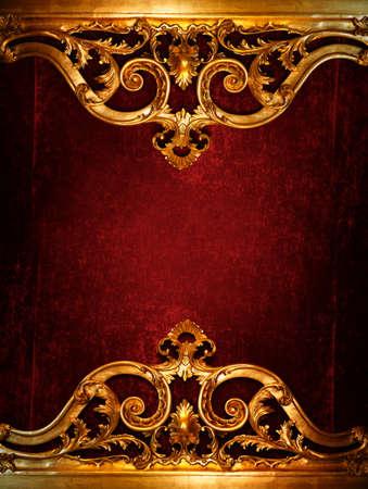 royals: Vintage luxury decoration