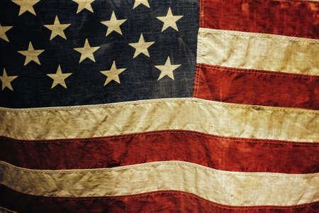 banderas americanas: EE.UU. fondo de la bandera. Foto de archivo