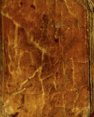 Vintage book close-up. photo