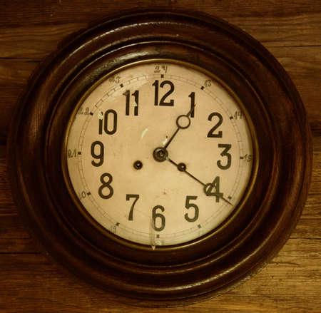 wall clock: Vintage wall clock