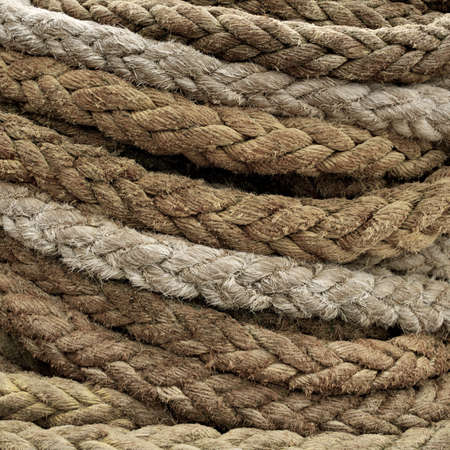 Cable close-up photo