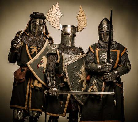 teutonic: Tre cavalieri medievali