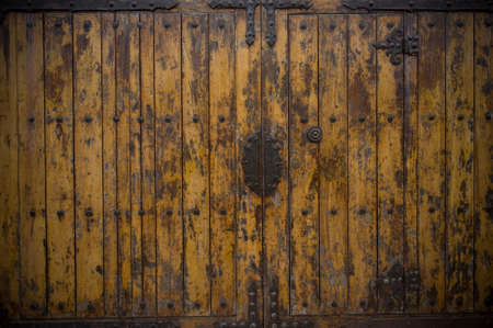Old wooden door Stock Photo - 16050438