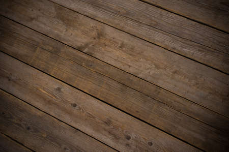 Wooden plank floor texture photo