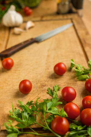 meal preparation: Meal preparation process