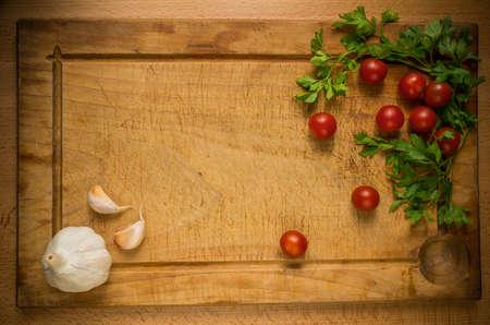 Meal preparation process photo